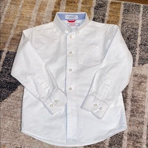 Boy's long sleeved dress shirt -IZOD